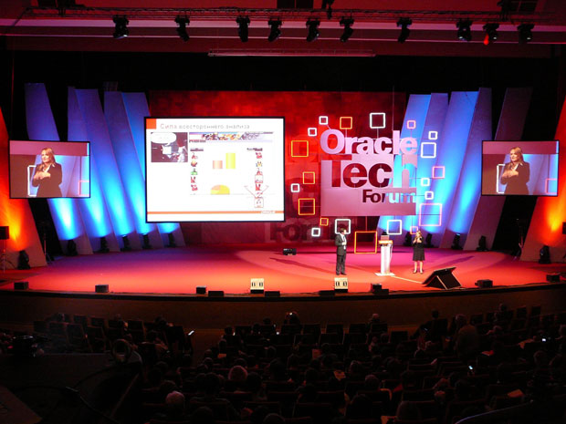 Oracle TechForum 2008