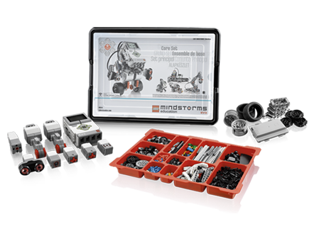 Базовый набор LEGO® MINDSTORMS® Education EV3