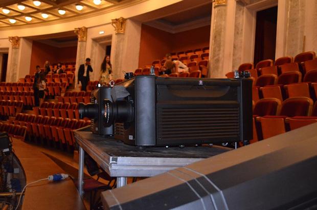 Концерт в Театре российской