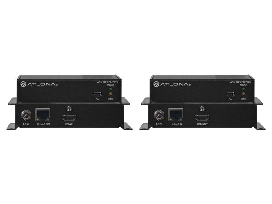 4K/UHD HDMI по HDBaseT комплект