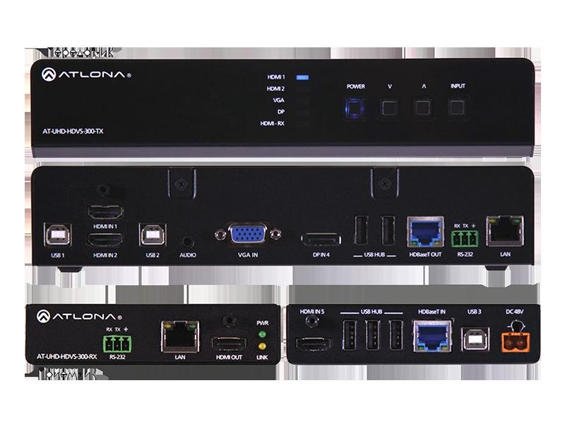 Система коммутации устройств с программными ВКС