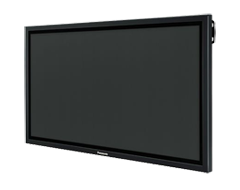 Plasma panels and sensor LCD displays