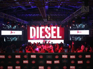 Вечеринка Diesel Red Room Party