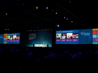 Конференция Microsoft TechEd 2012