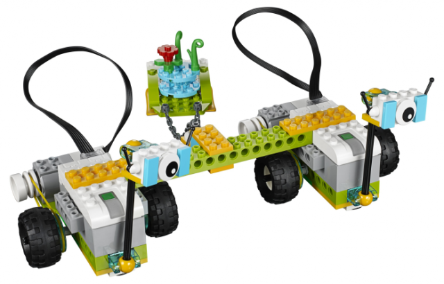 LEGO Education выпустила версию ПО WeDo 2.0 для Windows 10