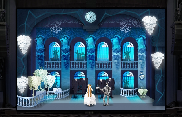 InAVative staging of All About Cinderella Musical