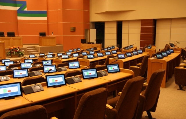 Implementation of hardware & software complex Congress for preparation and maintenance of parliamentary sessions of State Council of the Komi Republic