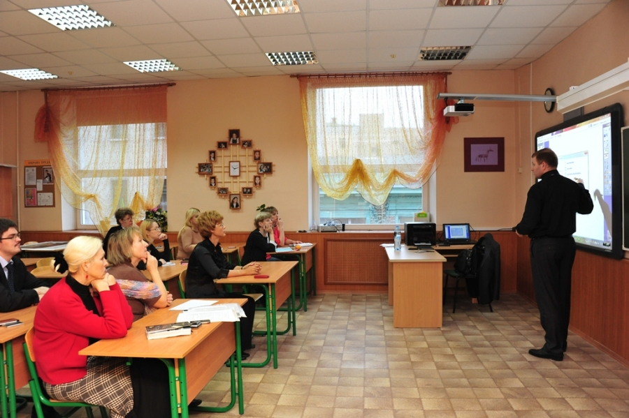 Мастер класс учителя начальной школы для конкурса учитель года