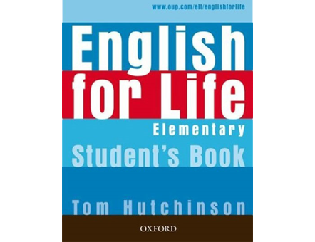 Мультимедийный курс для Sanako English for life from Oxford University Press - Elementary