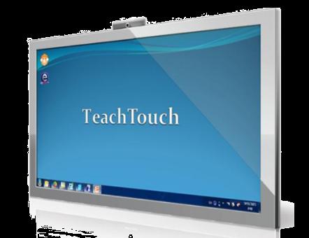 """Интерактивный комплекс TeachTouch 65"""""""